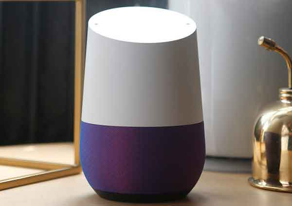 подключить Google Home к iPhone