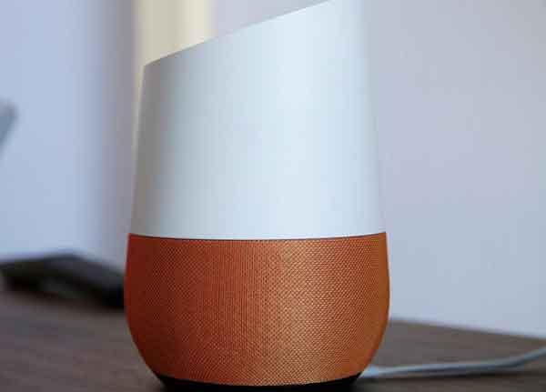 настроить Google Home на свой телефон