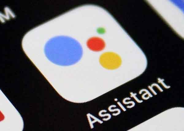 отключить Google Voice Assistant