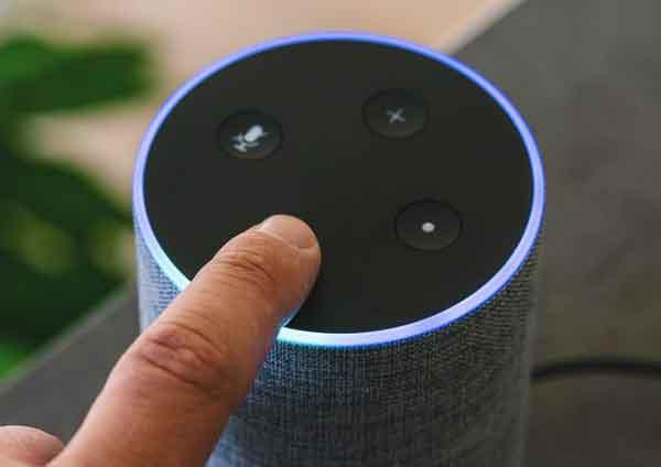 восстановить Amazon Echo