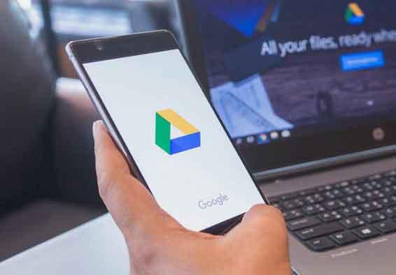 бесплатное хранилище Google Диска