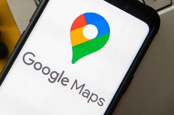 установить или изменить свой домашний адрес на Google Maps