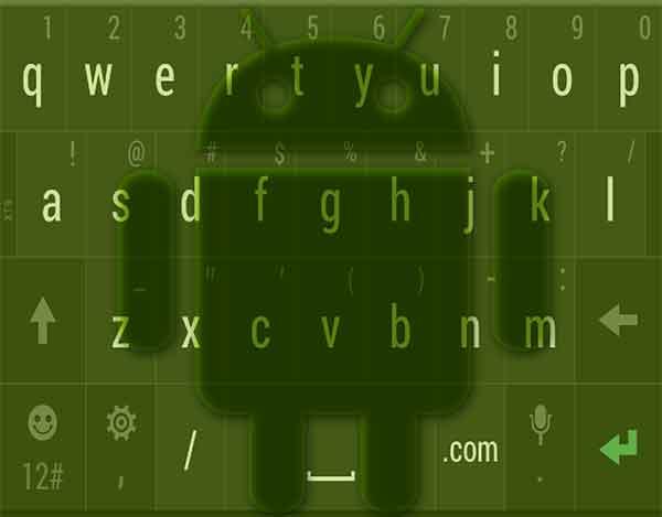 отключите автоматическое исправление на вашем телефоне Android