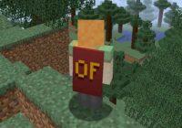 mantello in Minecraft