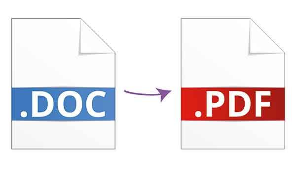 сохранить документ Google в формате PDF